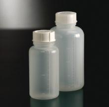 Botellas de boca ancha estandarizada