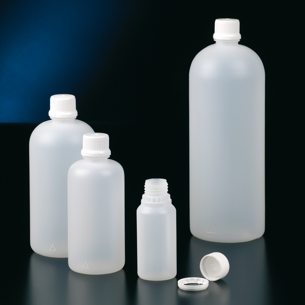 Botellas cilíndricas