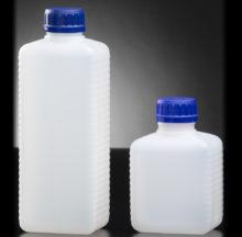 Botellas en polietileno