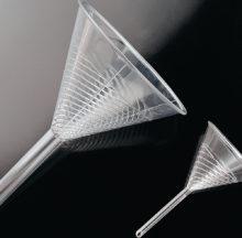 Entonnoirs filtrations rapides