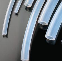 Medical grade silicone tubing. Non toxic