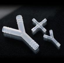 Conectores en forma de «cruz» y de «Y»