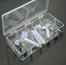 Caixa assortiment d'imants cilíndrics o octogonals