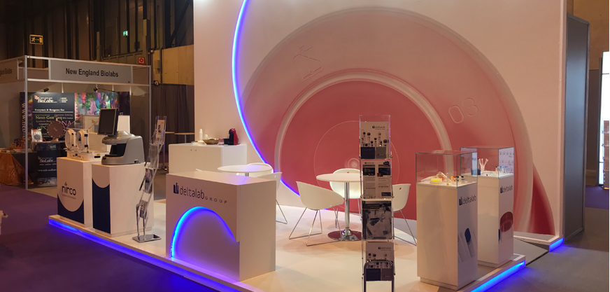 Deltalab in ECCMID 2018