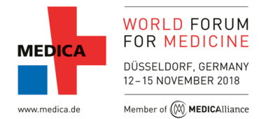 Visit our stand at MEDICA 2018