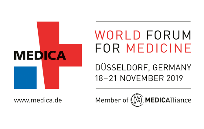 Visit our stand at MEDICA 2019