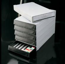 Archivo modular para casetes