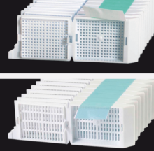 BIOPSY AND TISSUE CASSETTES FOR PRIMERA and SAKURA TISSUE-TEK SMARTWRITE