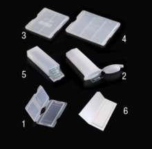 Envases para transporte de portaobjetos