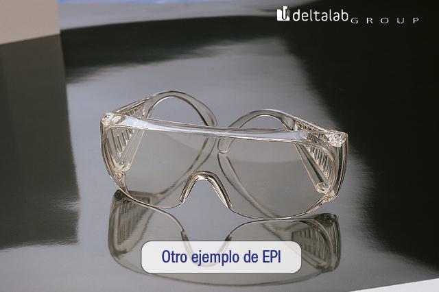 gafas de protección epi